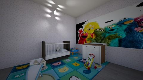 baby room - Kids room  - by CW THE HARRY POTTER FAN