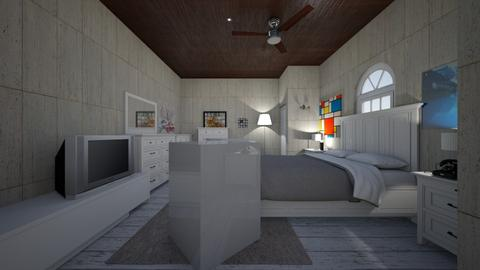 Bedroom - Bedroom - by kRad3cki