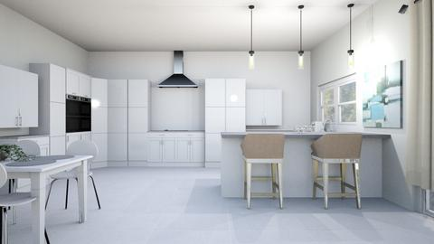 Kitchen - Kitchen  - by ZolaKate