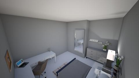 recamara mod1 - Classic - Bedroom  - by karina110