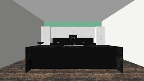 gremlins palace  - Modern - Living room  - by owensk