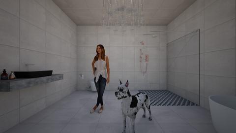 love - Bathroom - by lolmae9