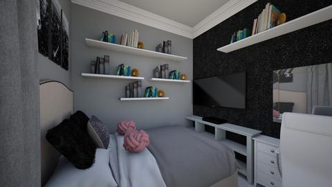 01 - Bedroom  - by beanardi