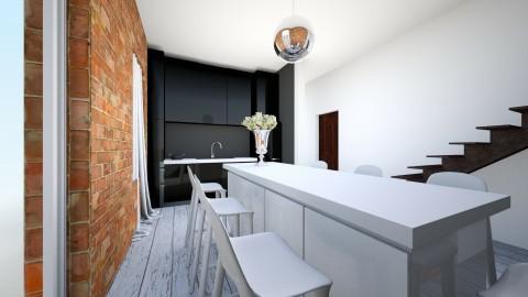 piekna2 - Retro - Kitchen - by ewcia11115555