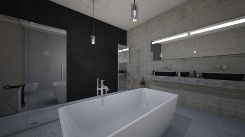 hjjk - Bathroom - by sandyelenadia