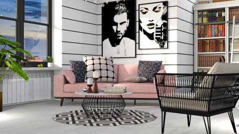 S_MADSEN template - Living room - by Shajia
