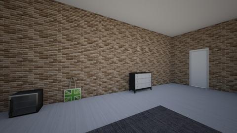kj - Modern - Bedroom  - by uftgf