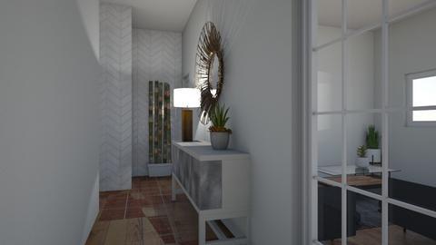 my bath - Bathroom  - by soralobo