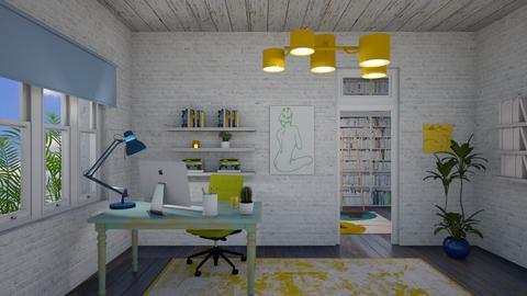 office - Office  - by Nan92