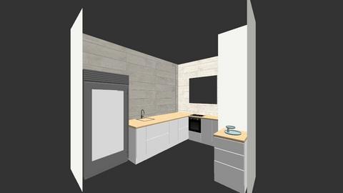 kitchen - Kitchen - by ma2000
