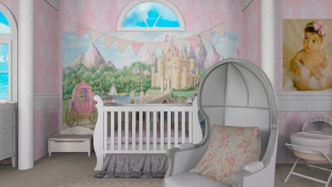 Baby Milania - Kids room - by steph01mami