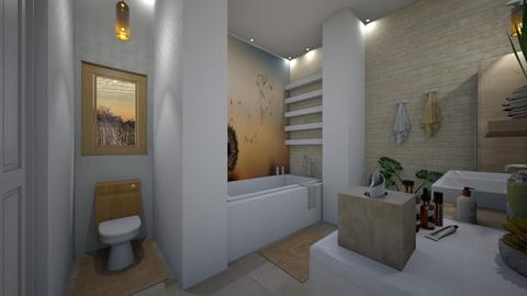 krem - Modern - Bathroom - by DERRYS