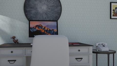 My Room - Bedroom  - by sargamparmar