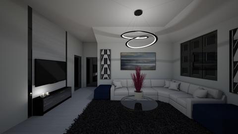 Mariaville - Living room  - by sfurkan