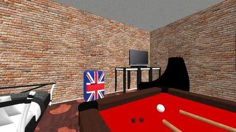 spence - Bedroom  - by piziztzfacs
