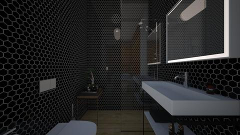 Casa208Bathroom - Eclectic - Bathroom  - by nickynunes