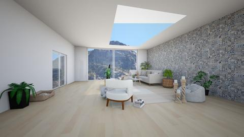 minimalistic living room - Minimal - by malia_s