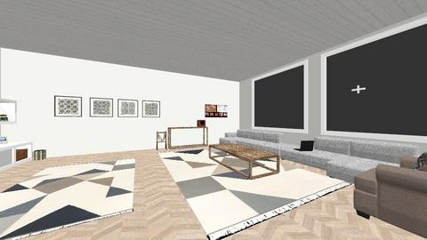 living room 2 redesighn - Living room - by P00lchickenDude