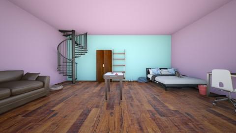 kams room - Modern - Bedroom - by kami1424