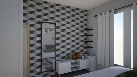 kamar - Bedroom  - by fazat