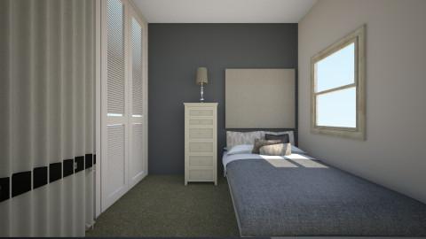 404 - Bedroom - by leelowells1994