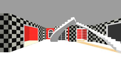 House - Country - by Karen Bobadilla