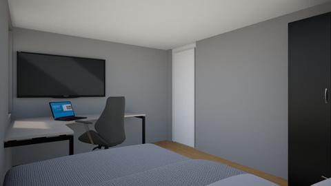 ricardo nieuwe kamer  - Bedroom  - by Ricardo_bos