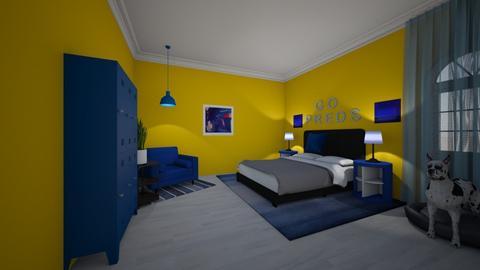 preds bedroom - Bedroom  - by ktd0810
