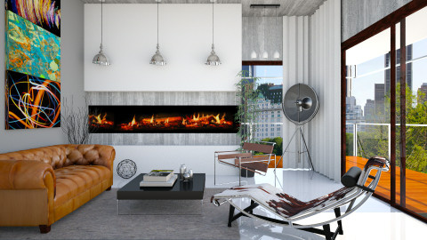 Contemporary - Eclectic - Living room  - by Laurika