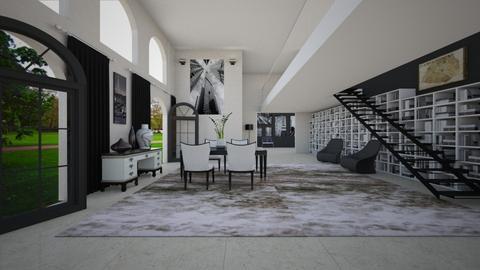 Alexandre Cassoni - Modern - Living room - by deleted_1574768015_Elenn