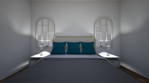 bedroom - by jennamckea