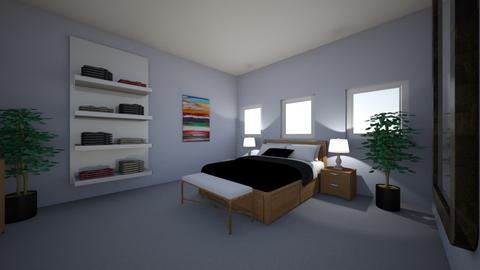 master bedroom - Modern - by 21gjackson