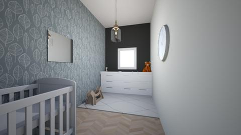 Babykamer - Kids room - by marianijzink