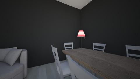 Restaurant - Modern - by Maryam Jalal