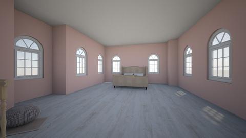 Pink Bedroom - by bearherb02