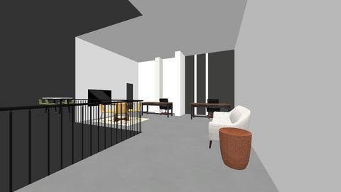Felix Office - Modern - Office  - by taylorrodriguezak