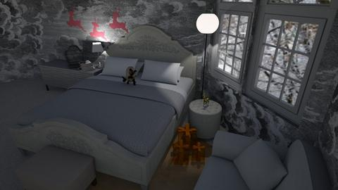 White Winter - Classic - Bedroom - by hello4355