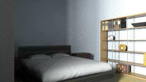 my room - Retro - Bedroom  - by 96eriest04194