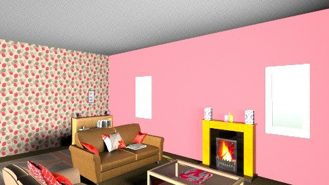 living room - Country - Living room - by madalice