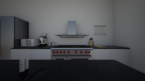 kitchen - Kitchen  - by chloepurtell