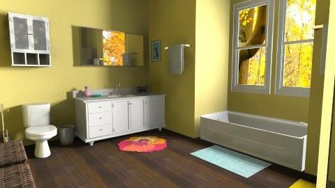 Westchester Kids' Bath - Eclectic - Bathroom  - by lauren_murphy