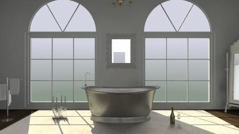 LUXURY - Glamour - Bathroom  - by milcheva