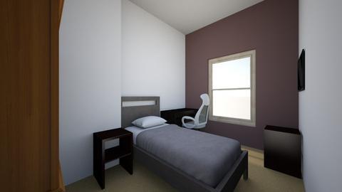 bedroom 1 - Bedroom  - by juandiego1000