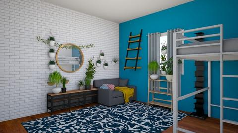 more plant room - Bedroom  - by dude6179