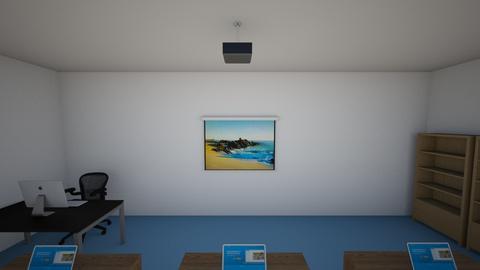 Classrrom - Office - by SamSpag