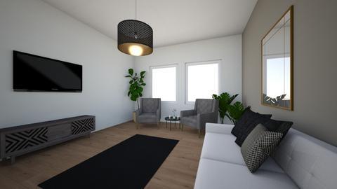 salon - Living room - by Beyzakm