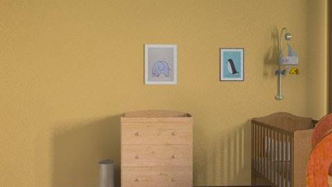 babyroom2 - Classic - Kids room - by ashley_d