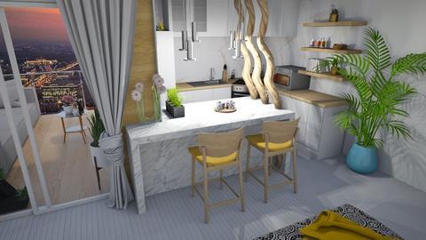 small kitchen - Kitchen - by snjeskasmjeska