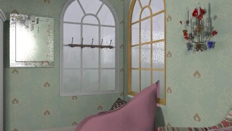 boho - Vintage - Living room  - by SarahSurtee