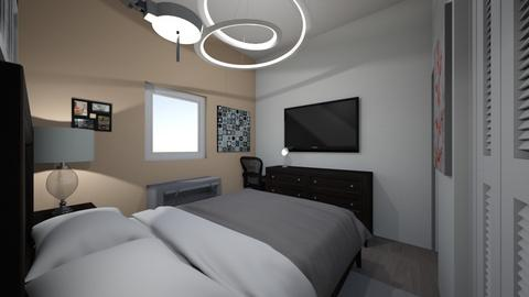 Natha - Bedroom - by nvarelar
